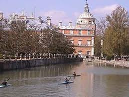 Foto del río Tajo a su paso por Aranjuez